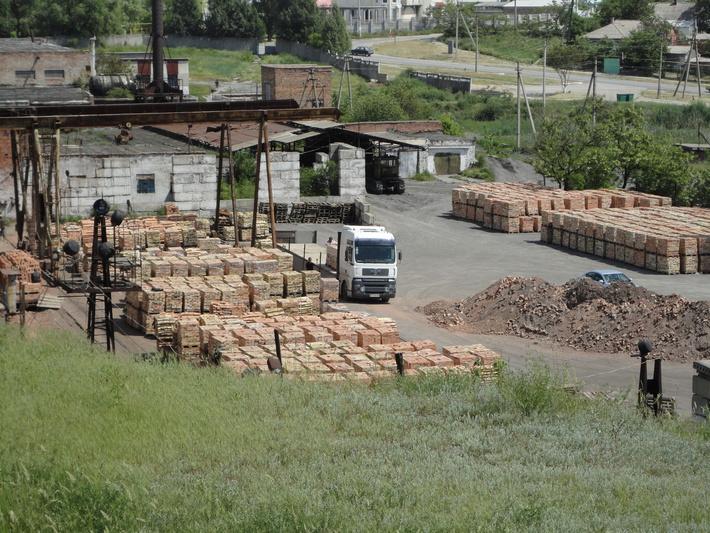 Феодосийский кирпичный завод