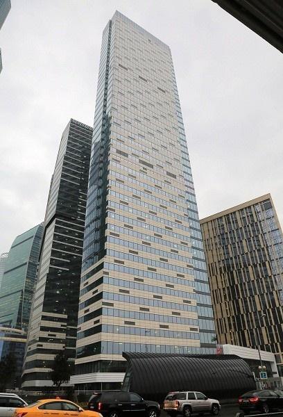 В «Москва-Сити» разрешён ввод в эксплуатацию многофункционального терминального комплекса