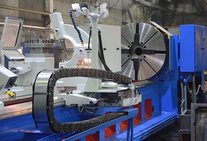 Универсальный токарно-винторезный станок 1Н65-5