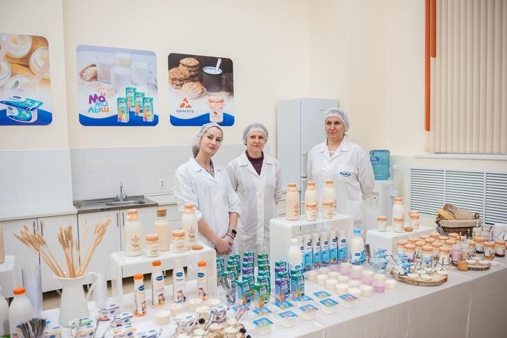 «Молочный комбинат «Пензенский» (ОАО «Молком»)