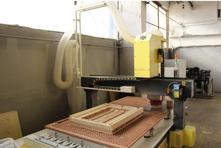 На Кингисеппском машиностроительном заводе запущен участок изготовления модельной оснастки