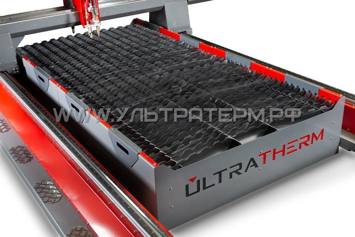 Модульный раскроечный стол станка ULTRATHERM
