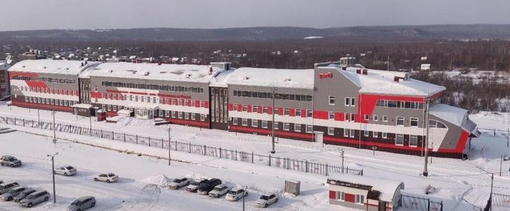 Новое здание локомотивного депо Комсомольск-на-Амуре открылось на ДВЖД.