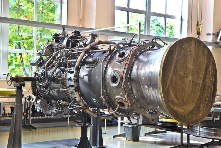 Установка Д-30ЭУ-1 ГТУ-2.5 МВт