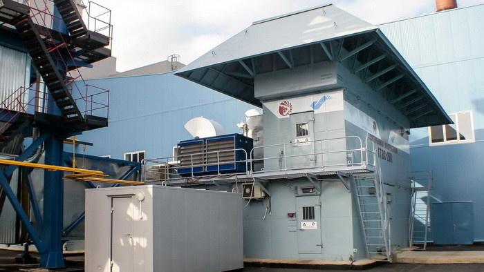 Газотурбинная установка ГТЭ-25П на базе двигателя ПС-90ЭУ-2Г