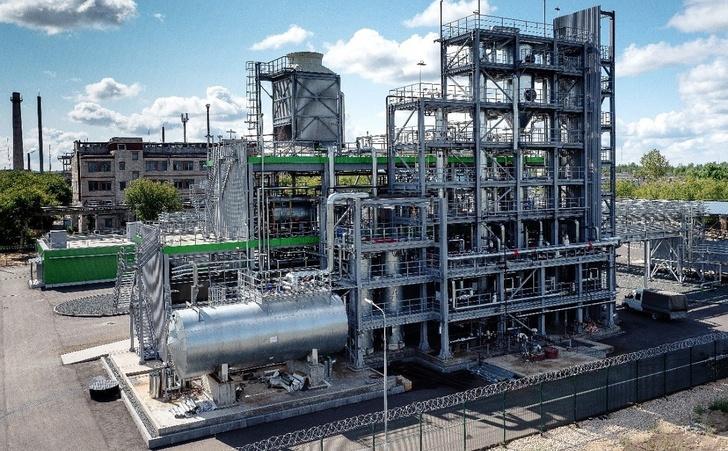 В Нижегородской области открылось первое в России производство диметилового эфира