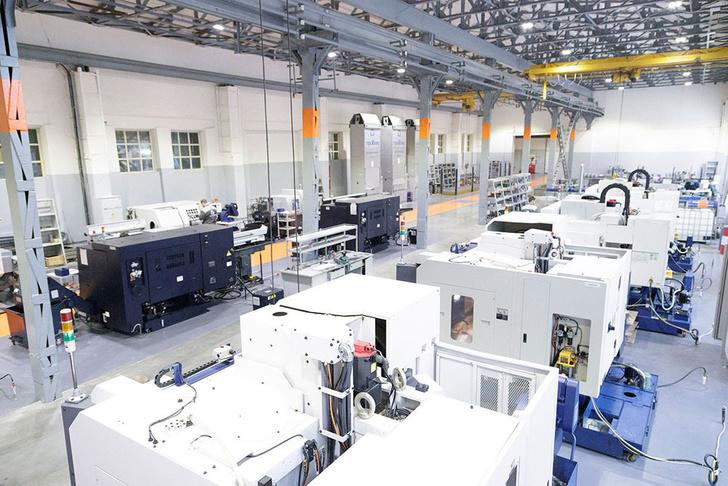 На базе «Тулаэлектропривод» открыт цех по производству неполноповоротных электроприводов