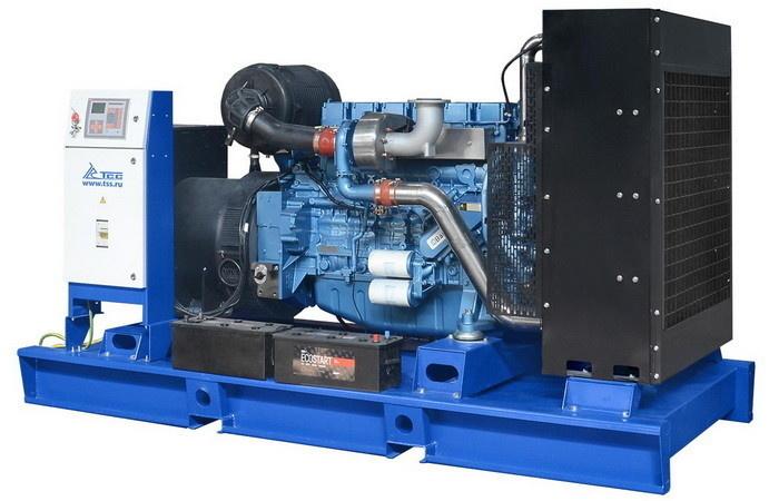 Дизель-генераторная установка ТСС для резервного энергоснабжения