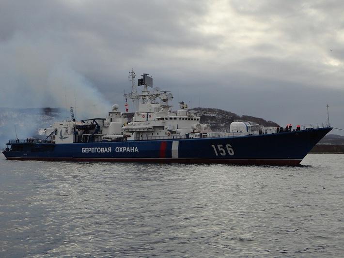название береговая охрана корабль картинки выводы можно сделать
