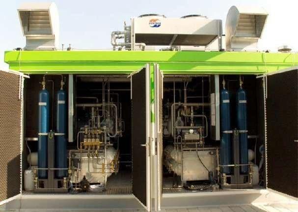 Промышленные предприятия открывают собственные заправки автотранспорта на природном газе