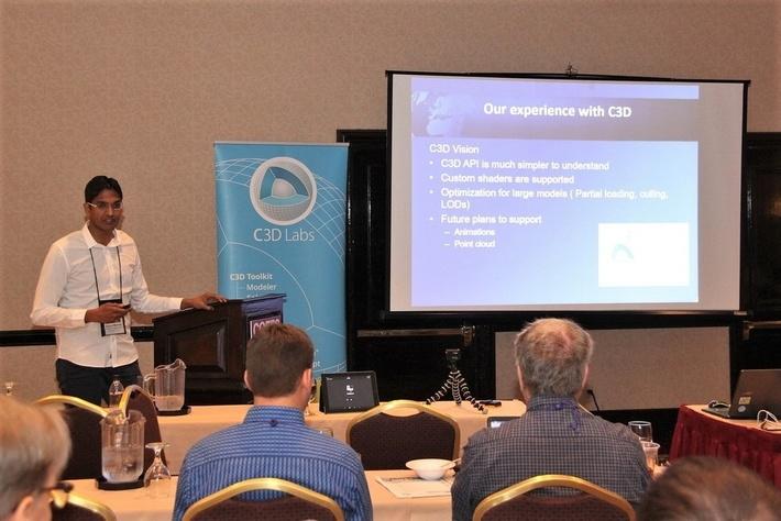 Варун Бартия поделился опытом использования технологий C3D
