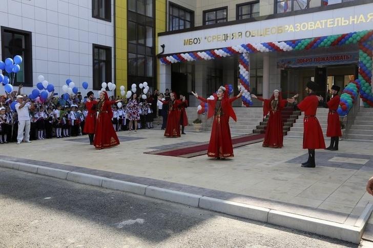 В Дагестане открыли новые школы