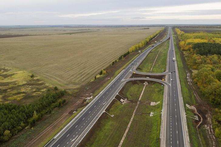 В Татарстане завершили реконструкцию трассы М-7 «Волга» на участке от Казани до Набережных Челнов