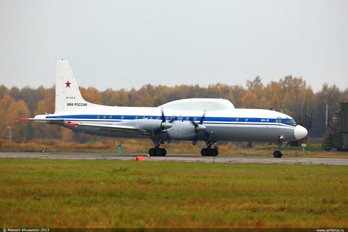 Ил-20РТ после ремонта