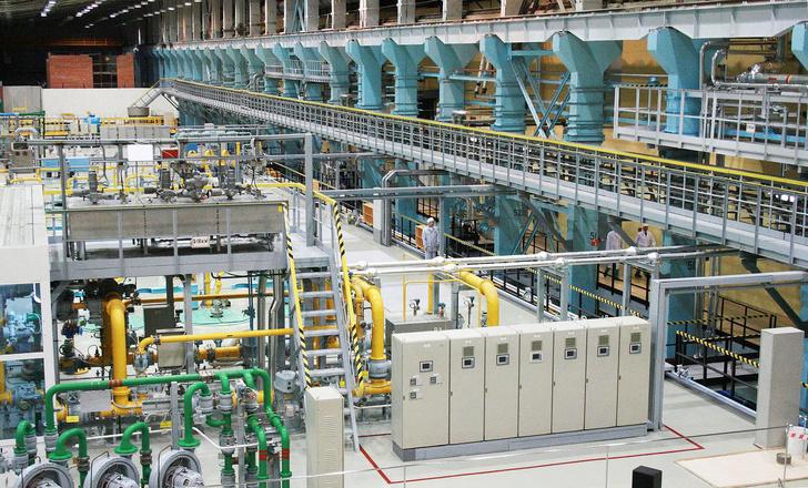 ЭХЗ поставил партию дисков из изотопа иридий-191 для ГНЦ НИИАР
