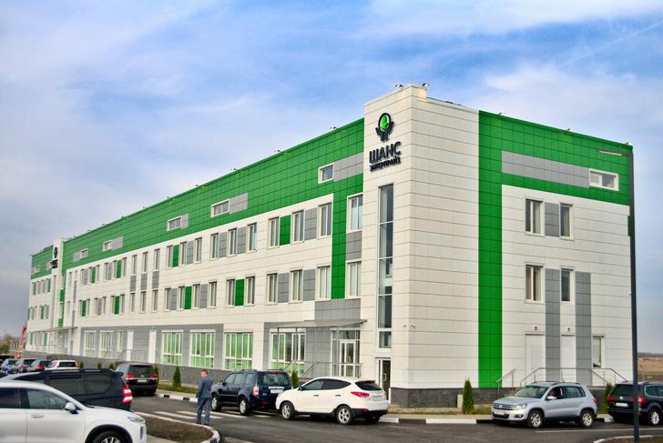 Общежитие-гостиница для сотрудников