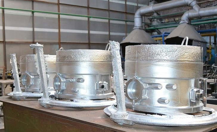 В ОДК освоены современные технологии литья для изготовления компонентов вертолетных двигателей