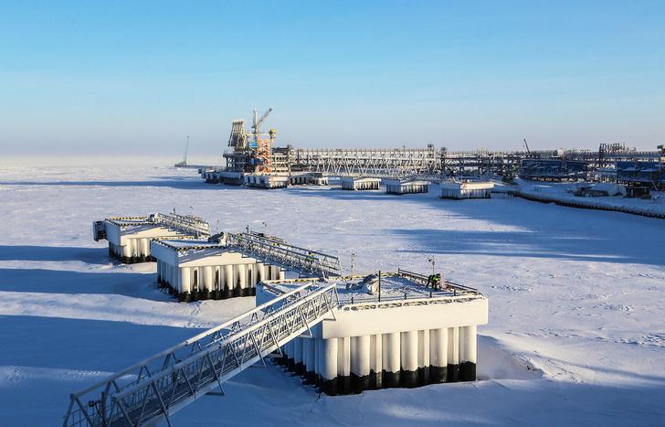 Средний уровень производства на «Ямал СПГ» превзошел проектный