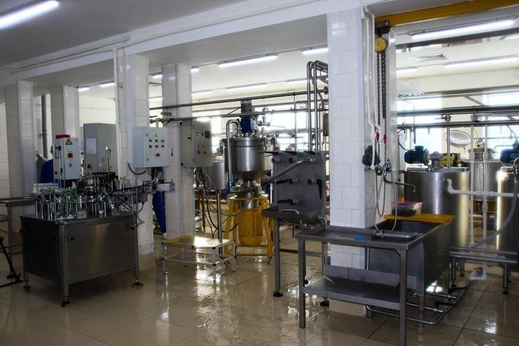 молочный цех КФХ «Комарова»