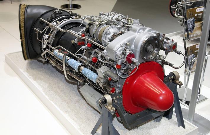 Двигатель ВК-2500П производства ОАО «Климов»