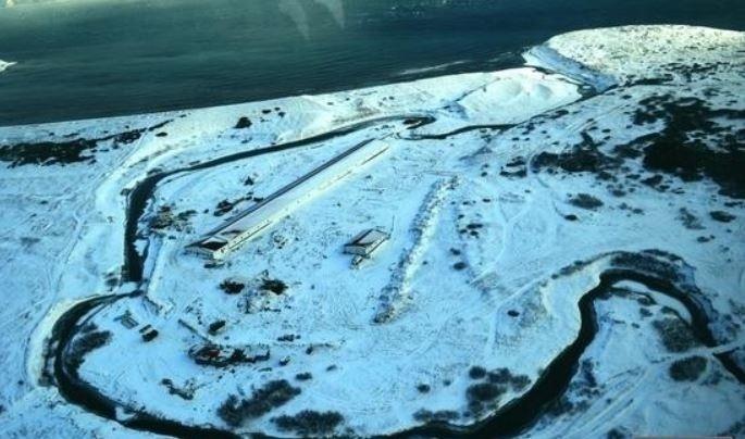 На Северных Курилах введена в эксплуатацию первая очередь лососевого рыбоводного завода