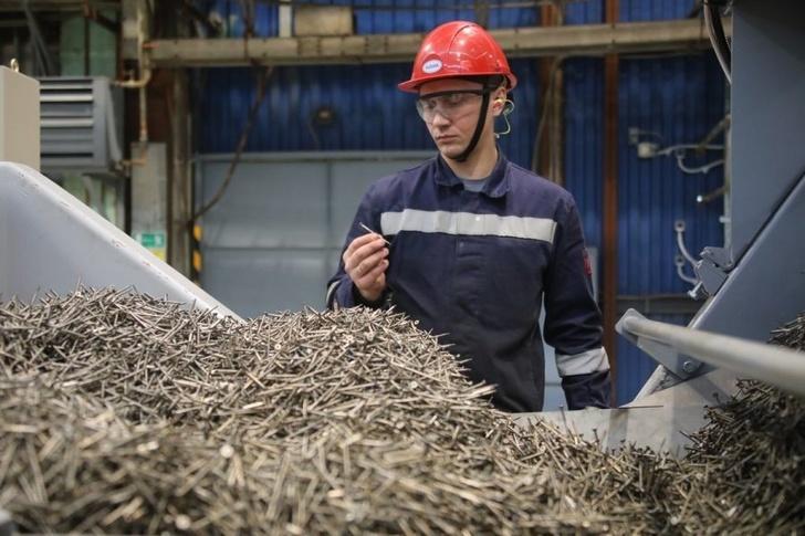 В Свердловской области дан старт работе нового производственного комплекса НЛМК-Метиз