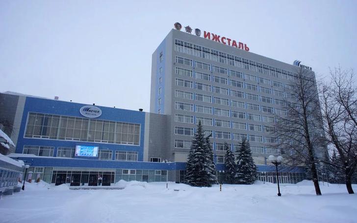 Завод «Ижсталь» ввел в эксплуатацию линию отделки высокомаржинального сортового проката
