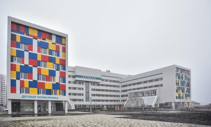 Одна из самых больших поликлиник на Юге России открыта в Ставрополе