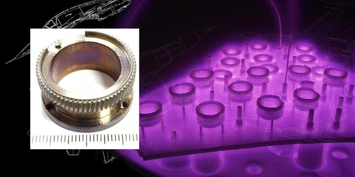 ионное азотирование мелкомодульных зубчатых передач