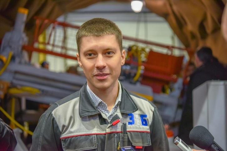 Генеральный директор Завода буровых технологий Роман Кондратьев