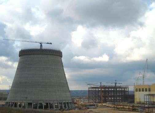 Градирня Нововоронежская АЭС