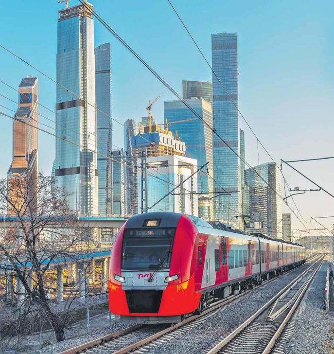 Инновации от РУСАЛа: алюминиевые поезда, настоящее и перспективы