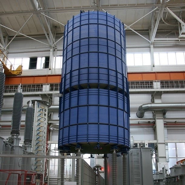 токоограничивающий реактор РТСТГ 330‑1500‑14 У1 на класс напряжения 330 кВ