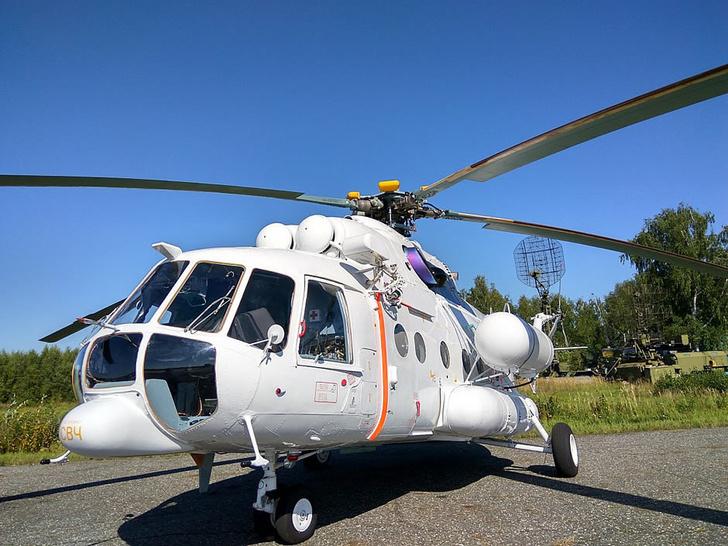 Ростех передал ГТЛК семь новых санитарных вертолетов