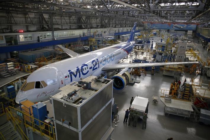 Стартовал процесс сертификации МС-21 в Европейском агентстве авиационной безопасности (EASA)