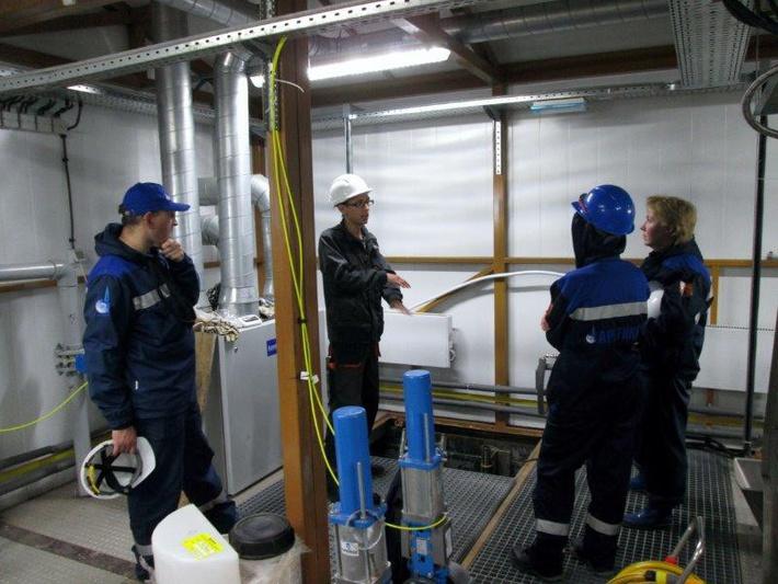 ПНР и обучение эксплуатационного персонала станции биологической очистки