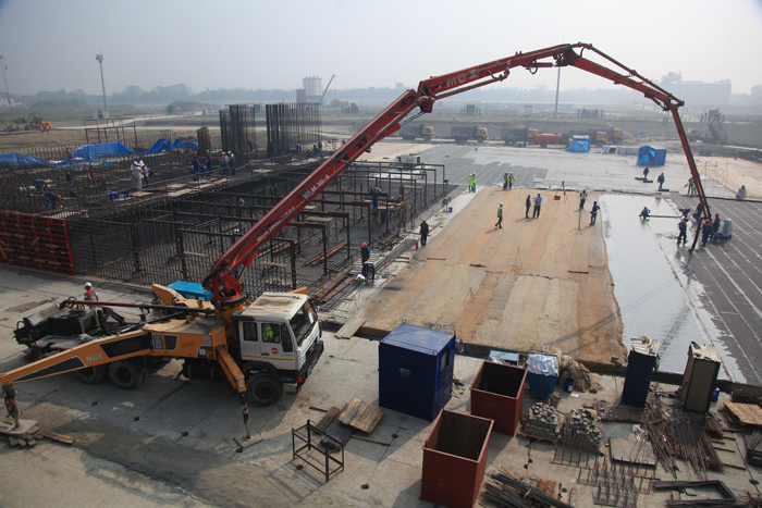"Церемония заливки первого бетона состоялась в Бангладеш на АЭС ""Руппур"""