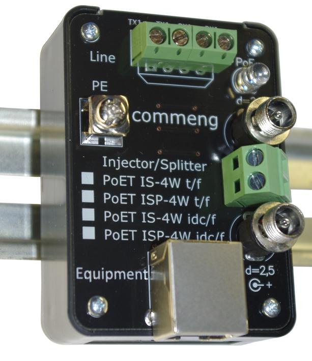 Инжектор-сплиттер