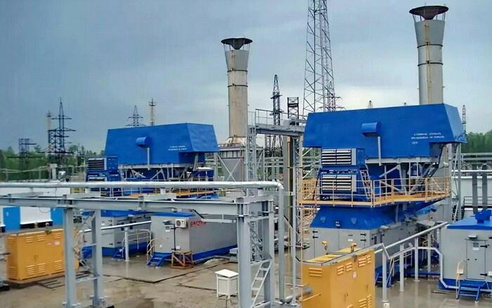 Блочно-контейнерные газотурбинные агрегаты ГТА-6РМ мощностью по 6 МВт