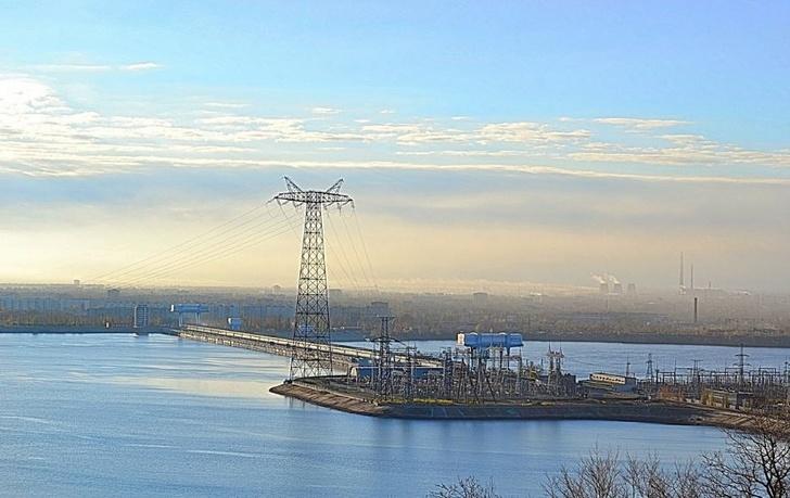 Мощность Саратовской ГЭС увеличена на 12 МВт