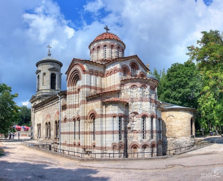 Архитектурные традиции Византии.