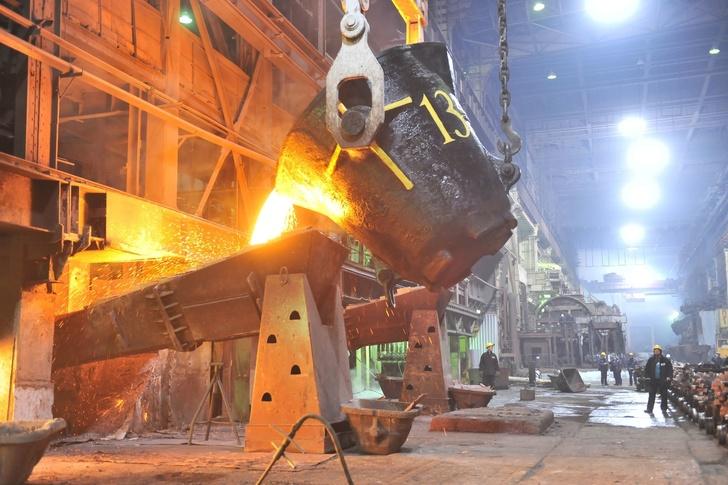 """Группа """"Норильский никель"""" увеличила производство металлов в 1-м полугодии 2018г."""