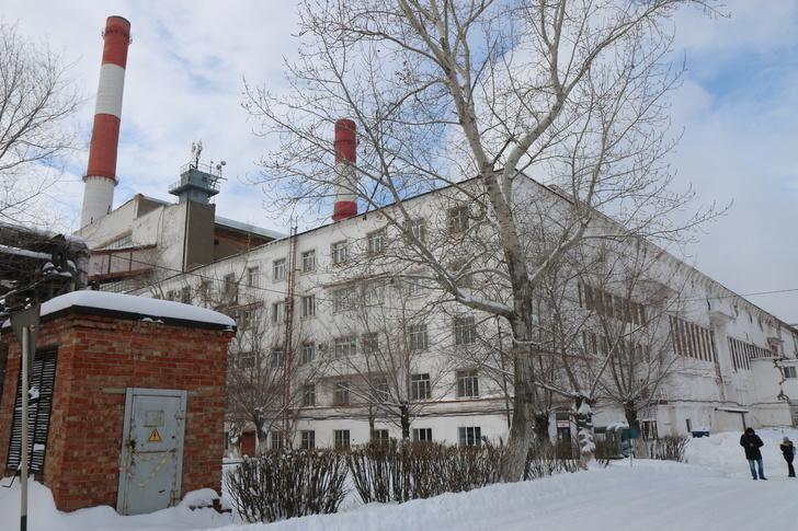 Орская ТЭЦ-1