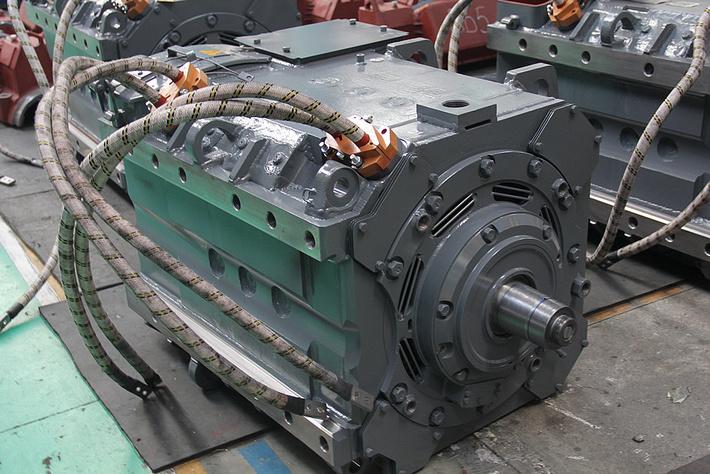 На НЭВЗе начато производство тяговых двигателей ДТК-417К для тепловозов взамен украинских