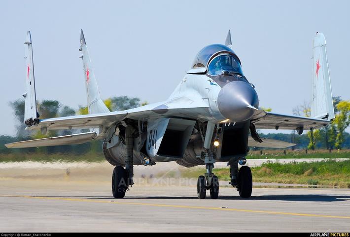 МиГ-29К Ейск