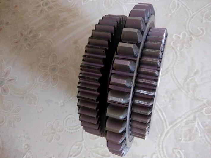 Зубчатое колесо пятой оси m-5 z-36 (Для станков 1М65 1Н65 ДИП500 165)