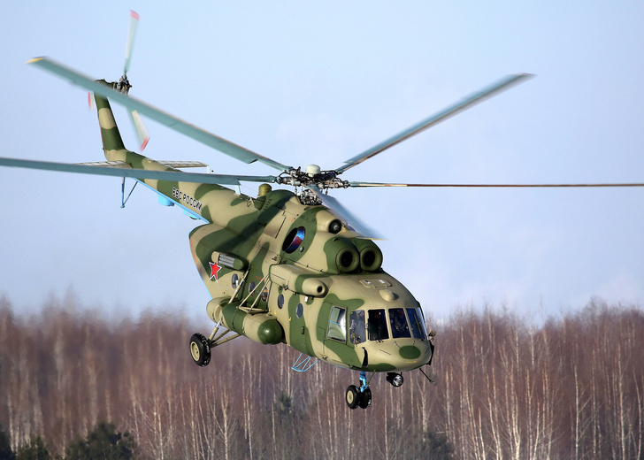 Ми-8МТВ-5-1. Фото: «Вертолеты России»