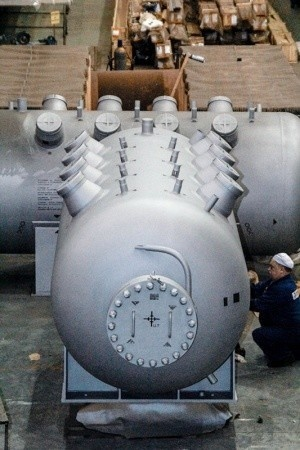 ЗиО-Подольск отгрузил оборудование для Белорусской АЭС