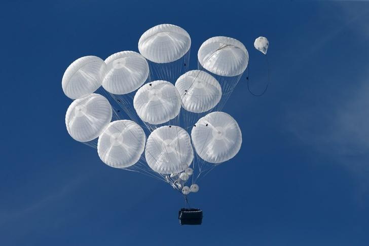 Минобороны получило 31 комплект новой парашютной системы