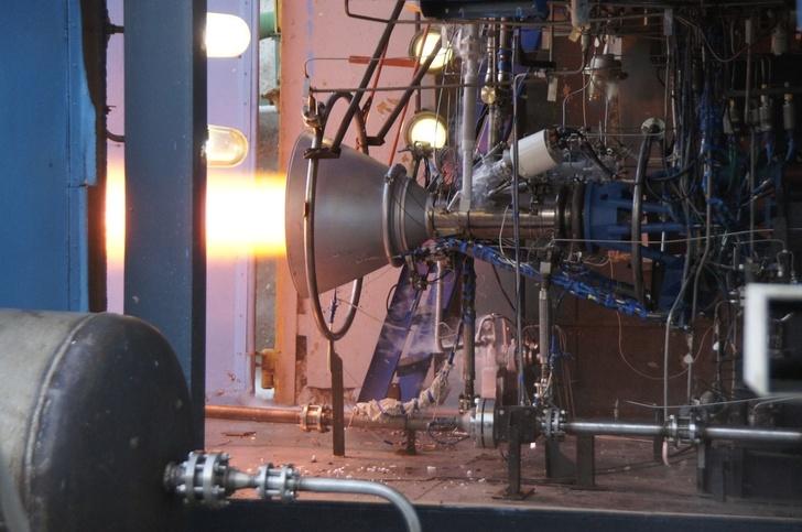 В России впервые испытана лазерная система зажигания ракетного двигателя